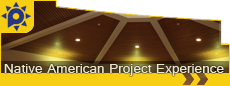 Native American Project Experience